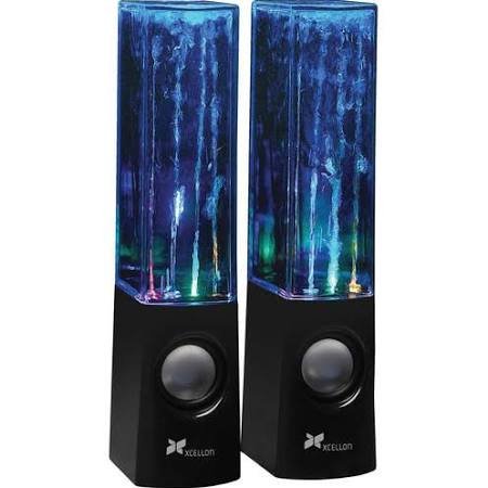 Xcellon Dancing Water Speakers - Four