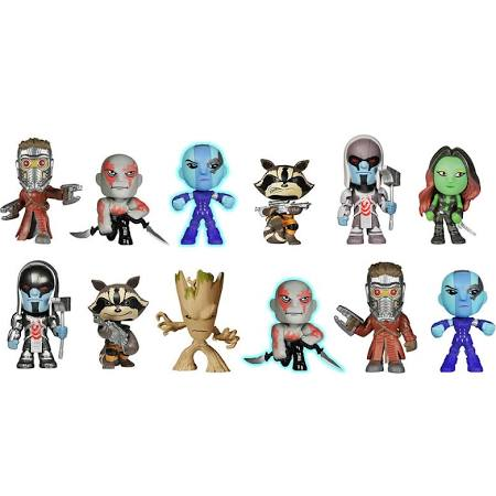 Funko Guardians of Galaxy Mystery Mini