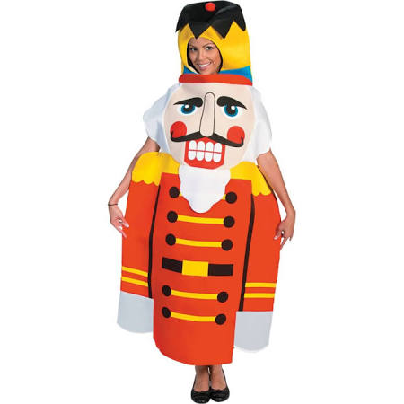 Nutcracker Adult Costume