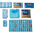 "<b>Rubbermaid Blue Ice</b> Single Pack 5.1"" X 6.1"" X 0.7"""