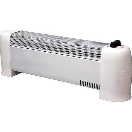 Comfort Zone CZ600 Low Profile Baseboard