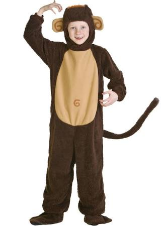 Child Monkey Costume - Monkey Costumes
