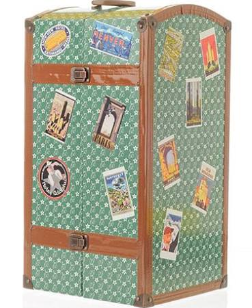 Doll Travel Trunk
