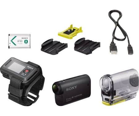 Sony Action Cam HDR-AS30VR 16.8 MP Action