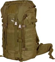 Fox Tactical Advanced Mountaineering Pack - Coyote - Hiking Backpacks
