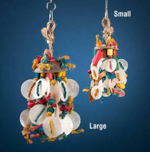 Planet Pleasures Bird-E-Lier Hanging Bird