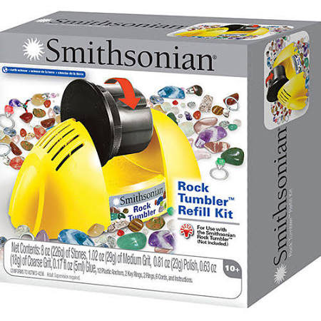 Smithsonian Small Rock Tumbler Refill
