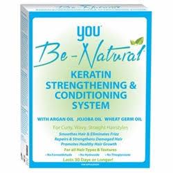 You Be Natural Keratin Strengthening and