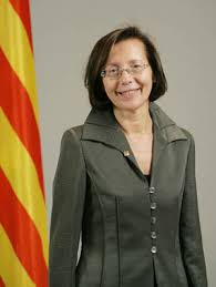 Montserrat Tura, Consellera de Justicia