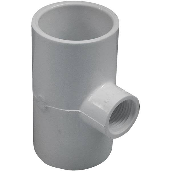 Genova Schedule 40 Pressure Solvent X Threaded Tee