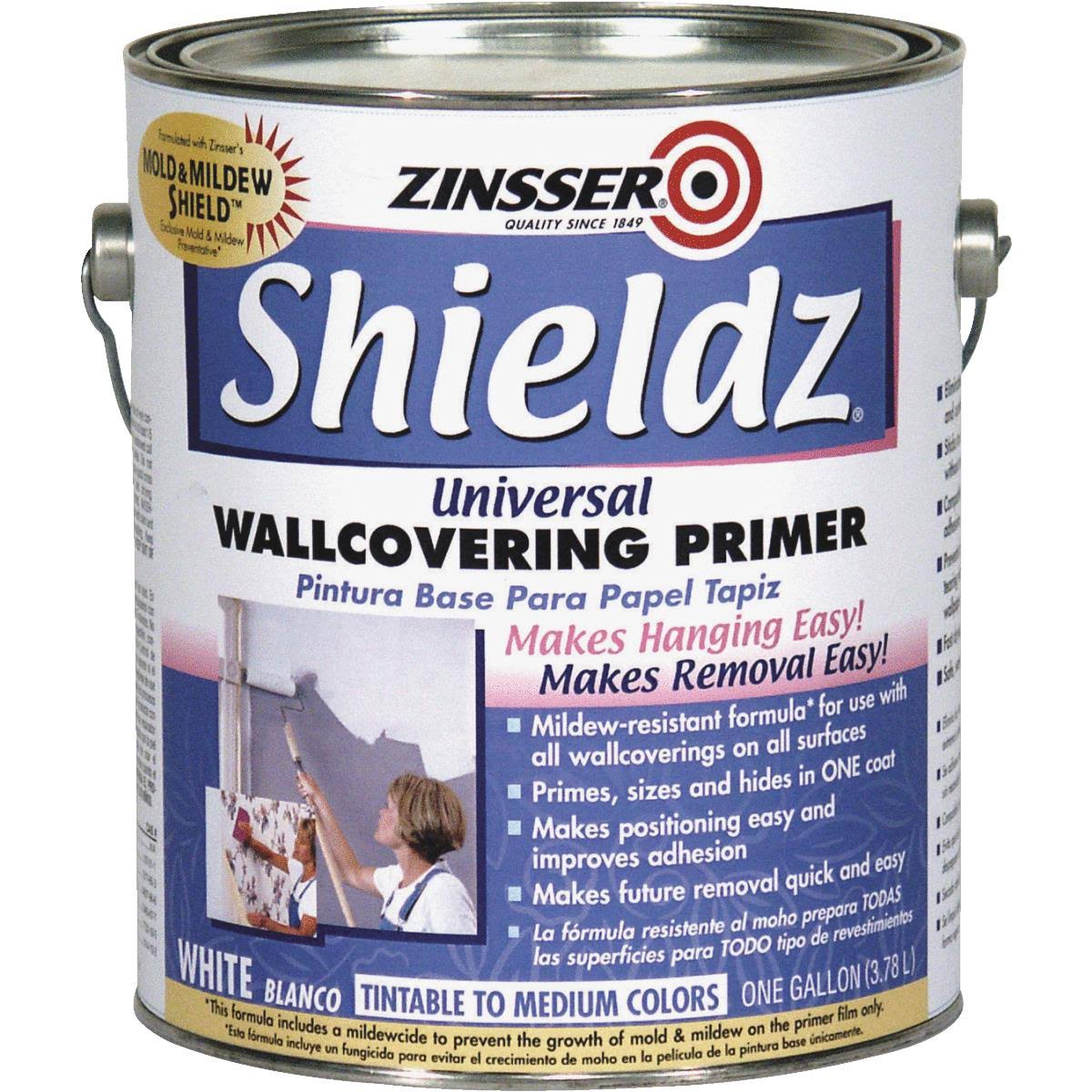 Zinsser Shieldz Universal Wallcovering Primer Sealer - 1 Gallon