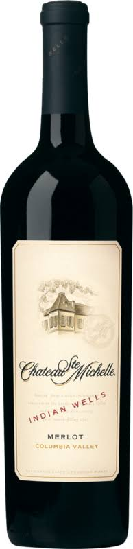 Chateau Ste. Michelle Indian Wells Merlot - 750ml