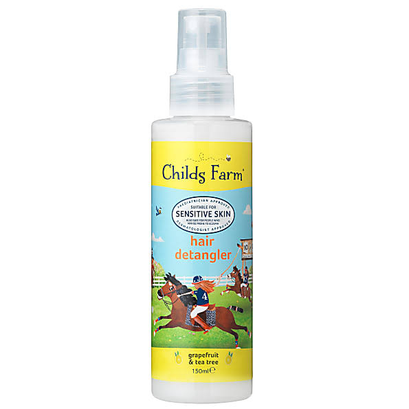 Childs Farm Hair Detangler - Grapefruit and Tea Tree Oil, 150ml