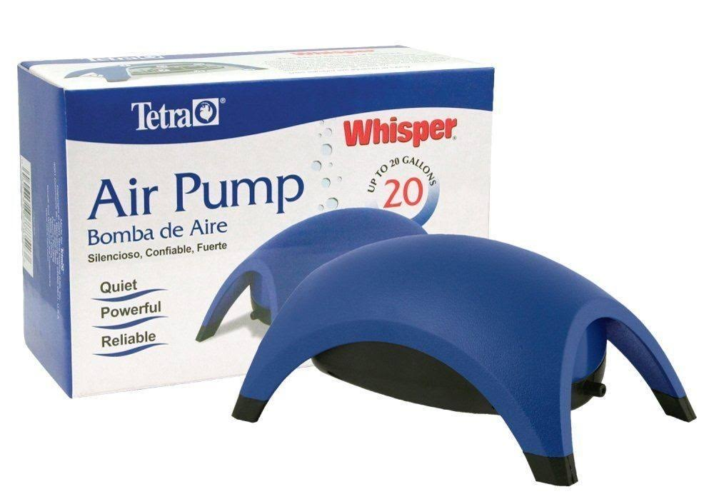 Tetra 77852 Whisper Air Pump - 20gal