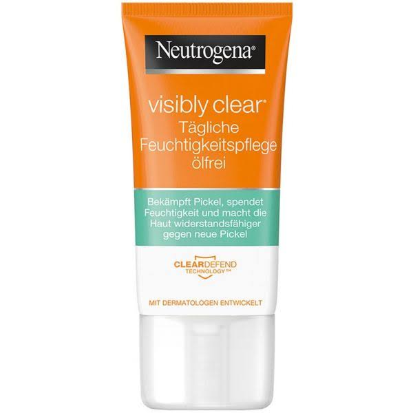Neutrogena Visibly Clear Spot Proofing Oil Free Moisturiser 50 ml