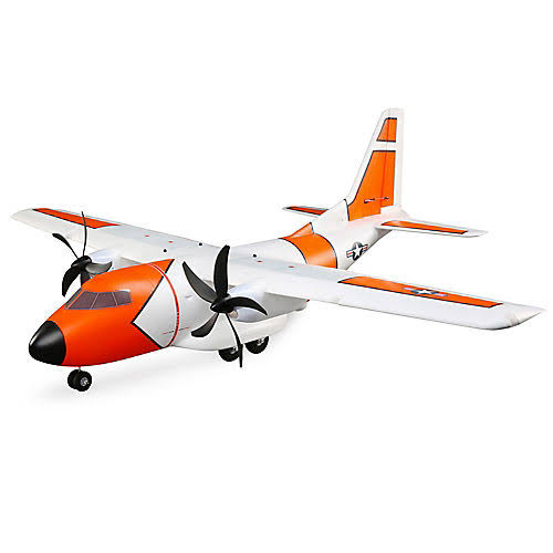 E-flite EC-1500 Twin 1.5m BNF Basic with AS3X and Safe Select, EFL5750