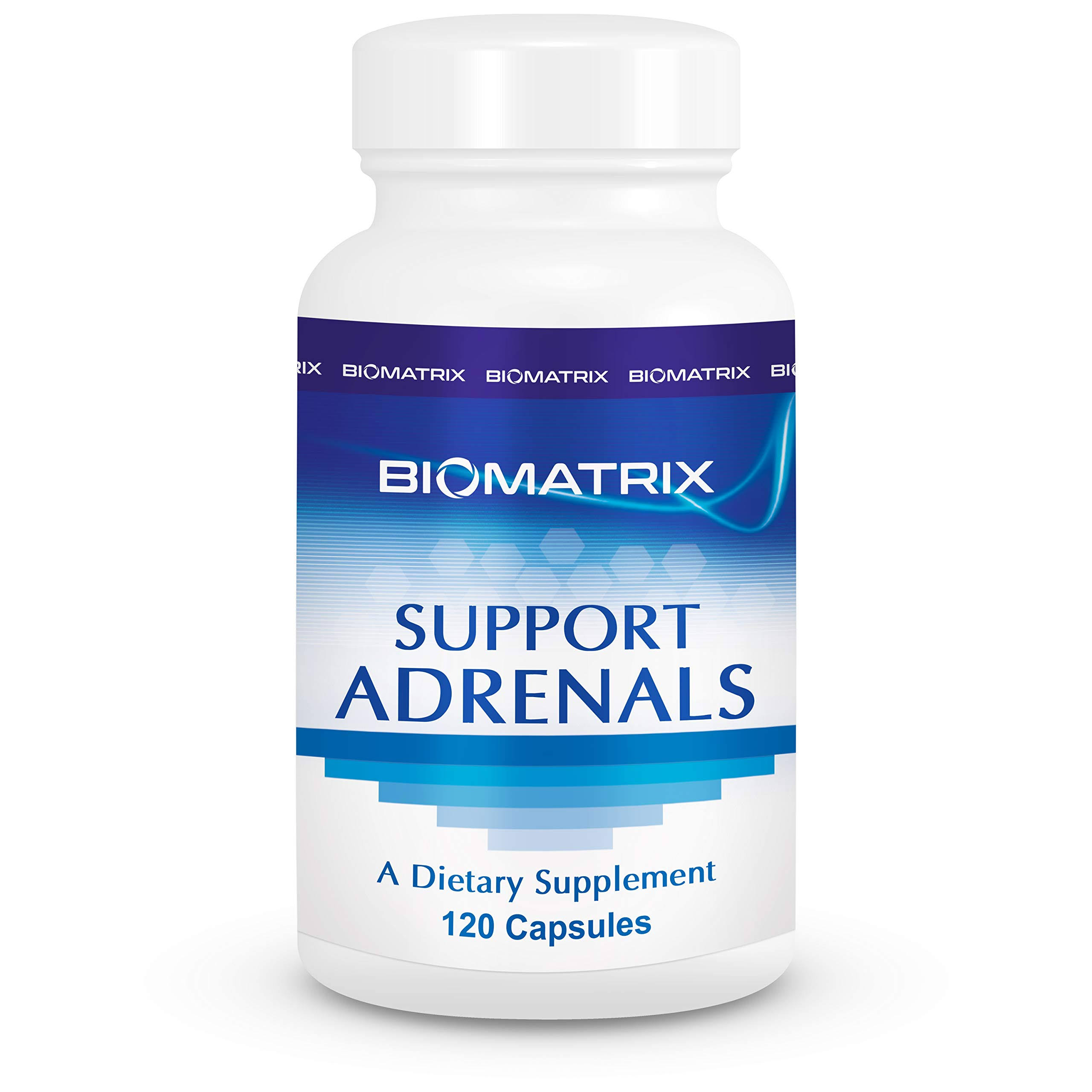 BioMatrix Support Adrenals Dietary Supplement Capsules - 120ct