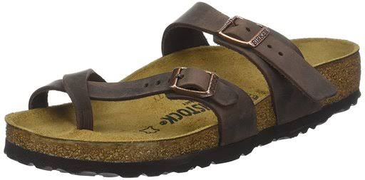 Birkenstock Women's Mayari Sandals - Habana Oiled Leather, Size 9 US