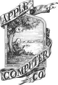 storia del logo apple