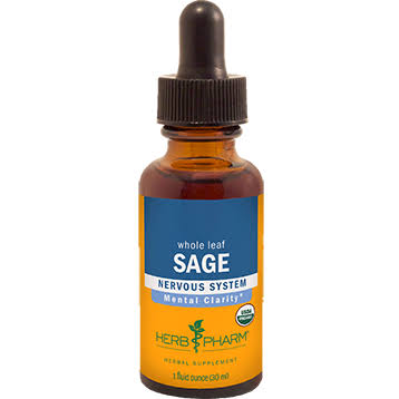 Herb Pharm Sage Liquid Extract