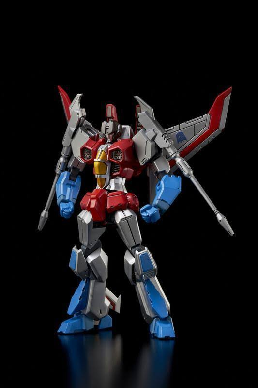Flame Toys Transformers: Starscream Furai Model Kit