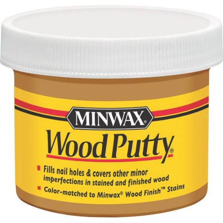 Minwax Wood Putty - 3.75oz, Golden Oak