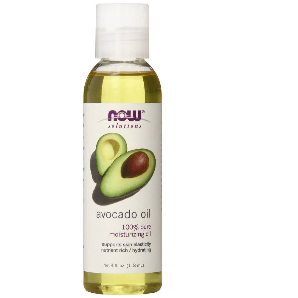 Now Foods Moisturising Avocado Oil - 120ml