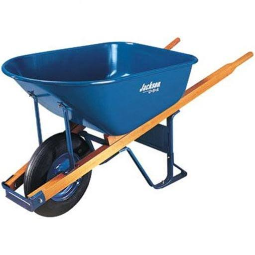Jackson Professional Contractor Wheelbarrow