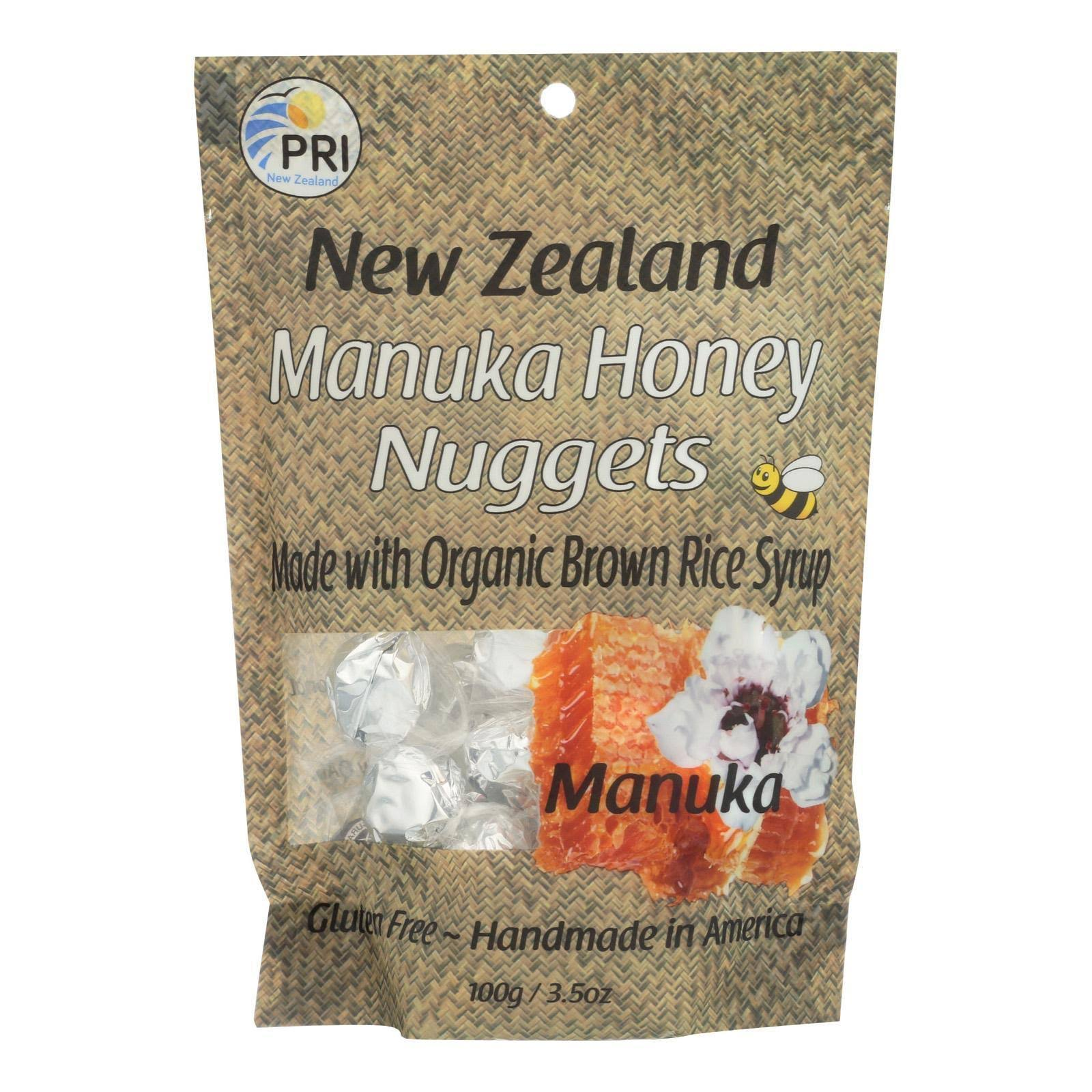 Pacific Resources New Zealand Manuka Honey Nuggets - 100g