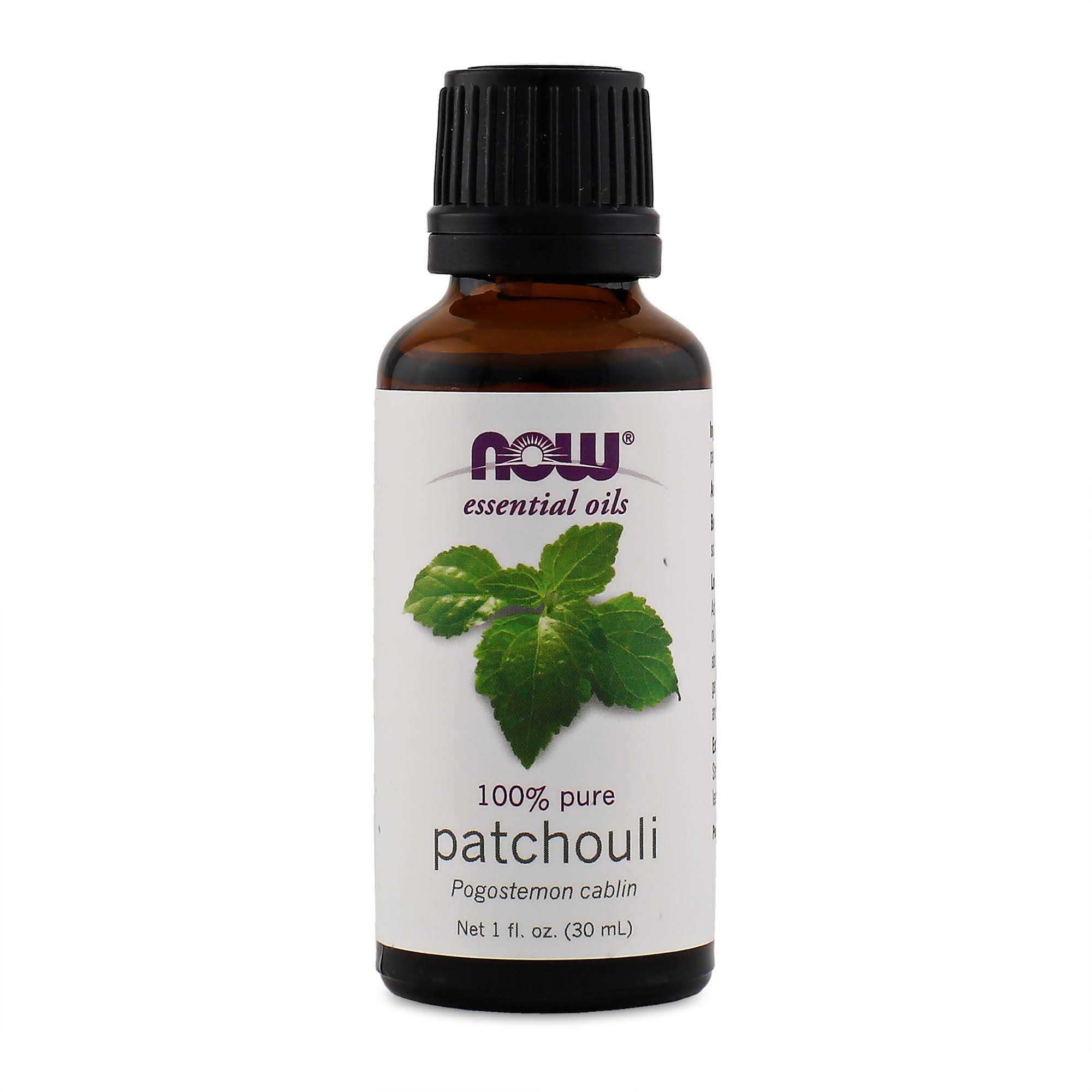 Now Foods Patchouli Oil - 30ml