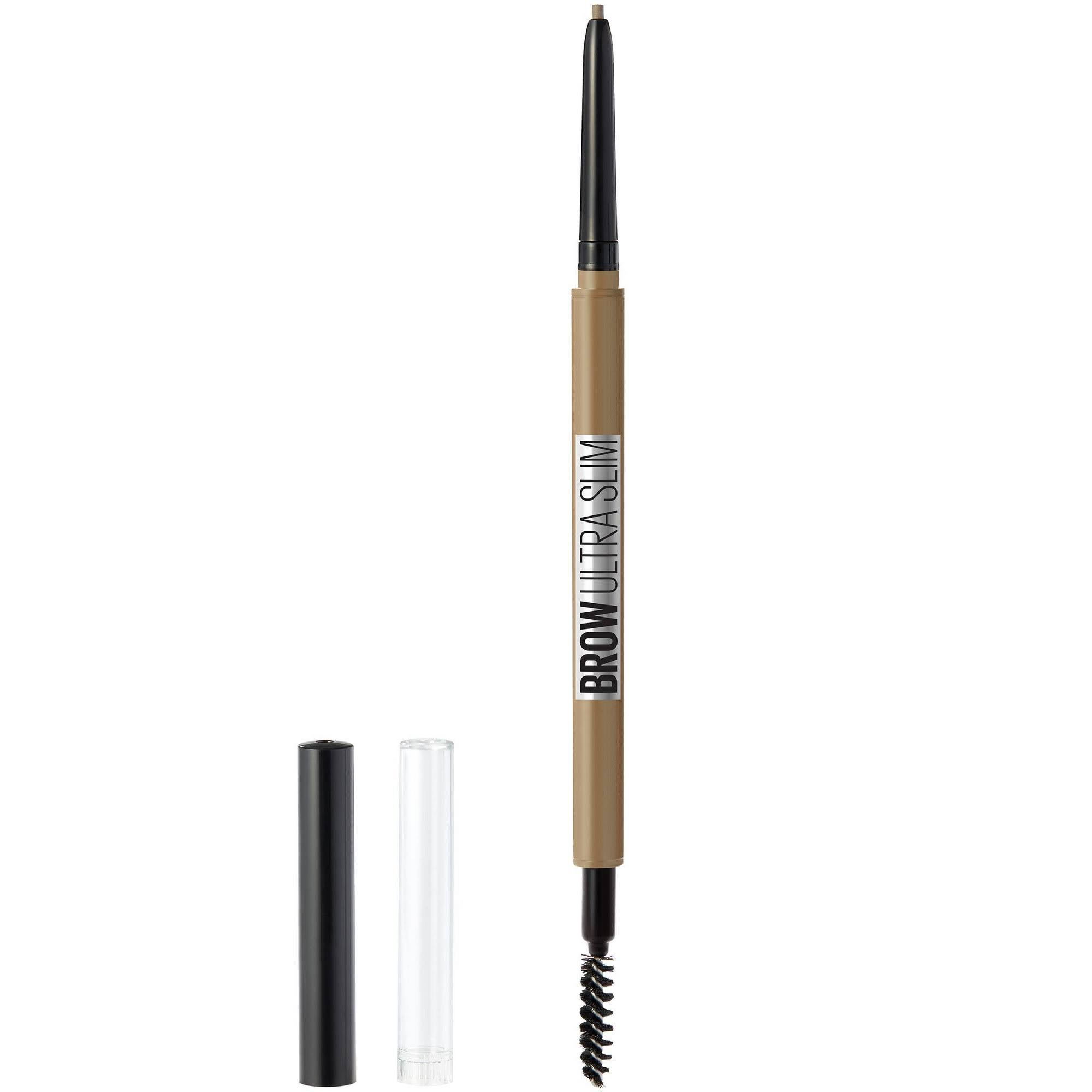 Maybelline Defining Pencil, Brow Ultra Slim, Blonde 250 - 0.003 oz