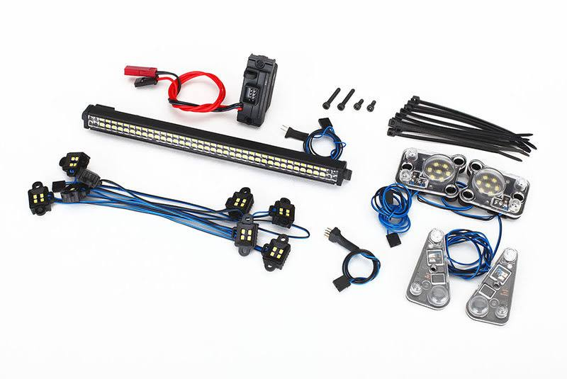 Traxxas Tra8030 LED Complete Light Set