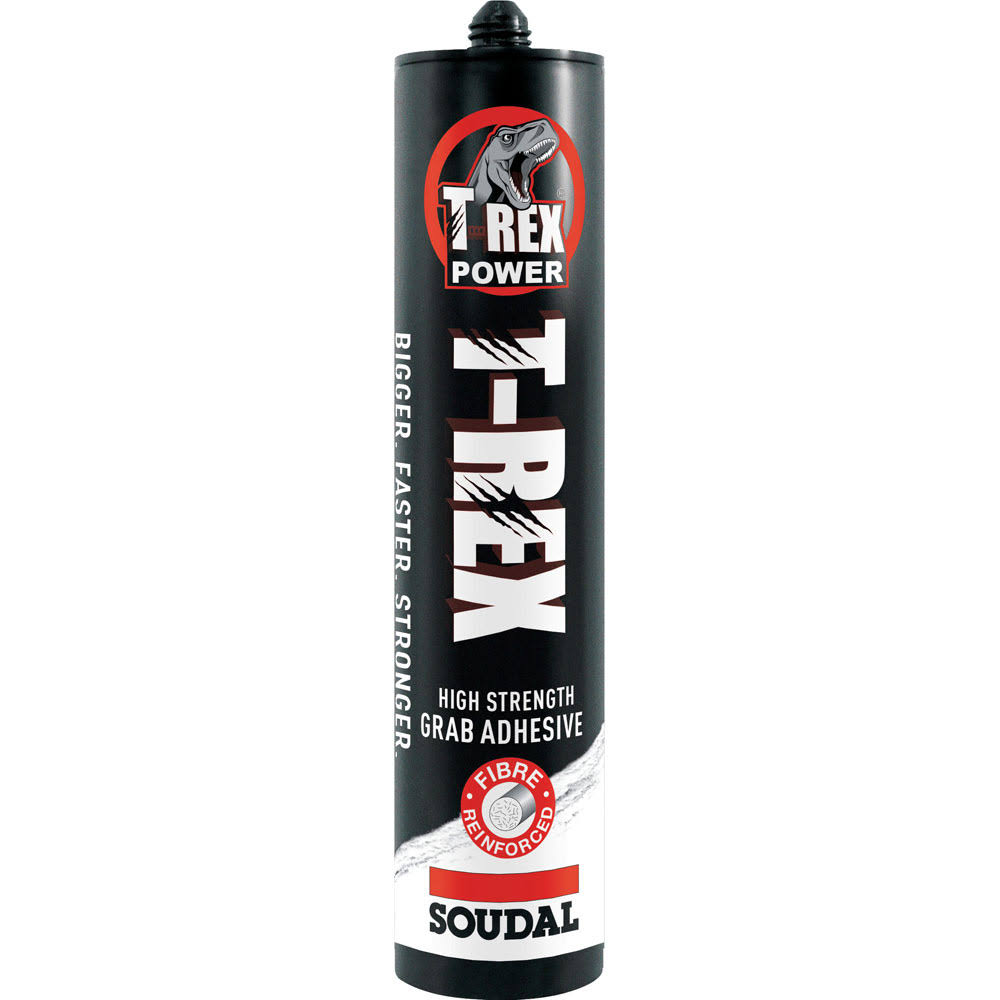 T-Rex Solvent Based Grab Adhesive 310ml