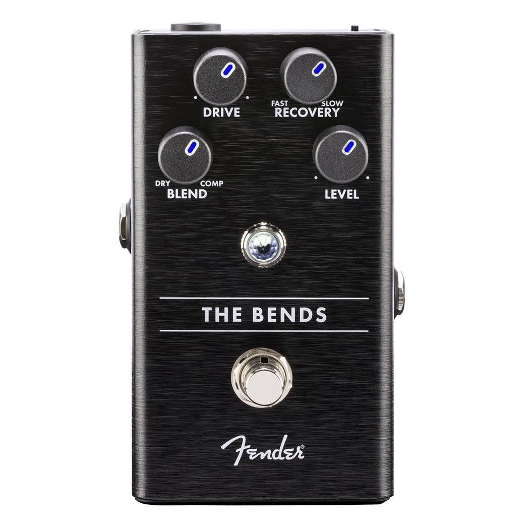 Fender 'The Bends' Compressor Pedal