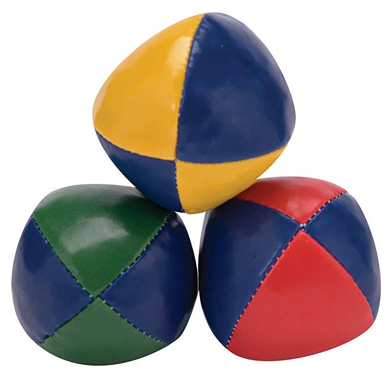Schylling Juggling Balls Mini Toy