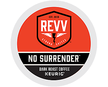 Revv No Surrender K-cup Pods - 1oz, 24 Pods