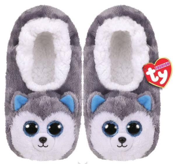 Ty Slush The Dog Slippers Small Size 30
