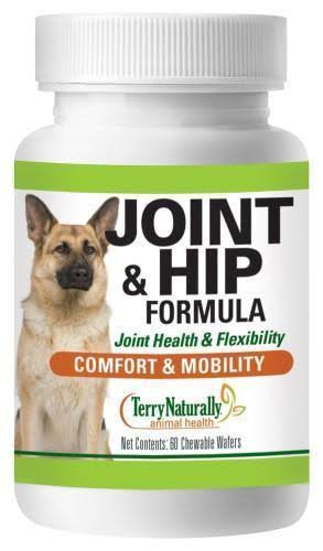 EuroPharma (Terry Naturally) Animal Health Joint & Hip Formula - 60 - Waffers