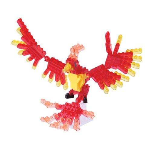 Nanoblock Phoenix Nbc175 Miniature Building Blocks