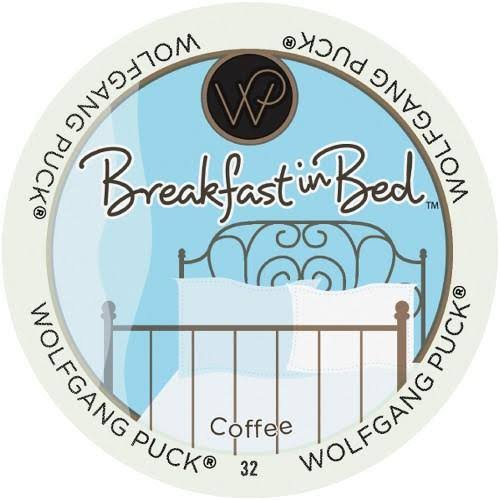 Wolfgang Puck Coffee Single Serve Capsules - Breakfast in Bed, 24ct