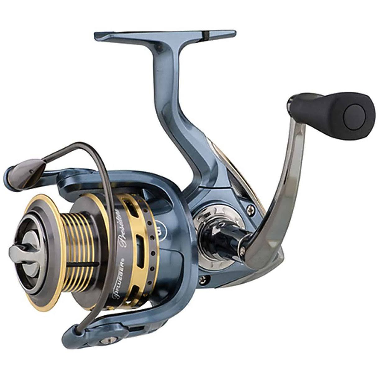Pflueger President Spinning Fishing Reel - Right or Left Handed