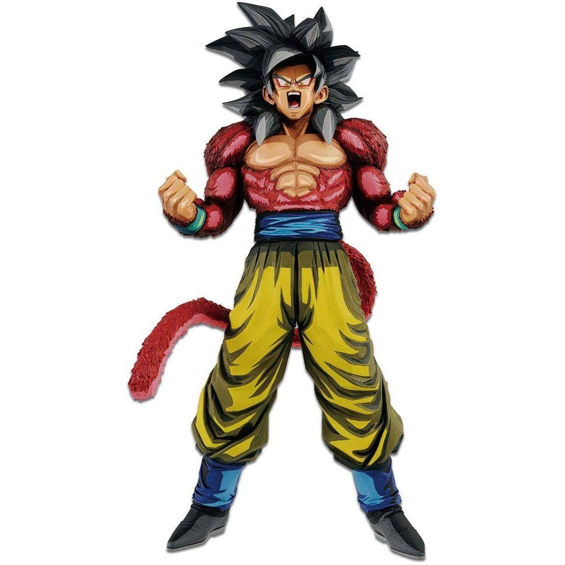 Dragon Ball GT M.S.P. Manga Dimensions Statue - Super Son Goku