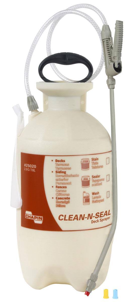 Chapin Clean´n Easy Deck Stain Garden Chemical Sprayer - 2 Gallon