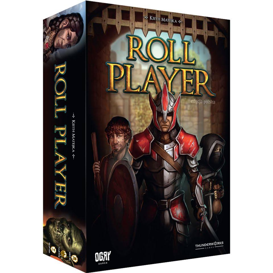 Roll Player Game