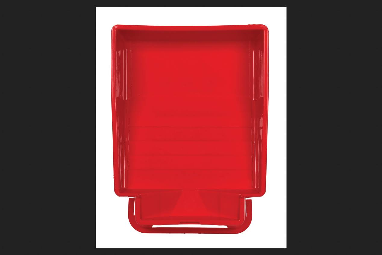 Ace Paint Tray - Red
