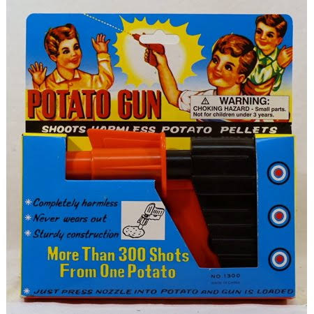 Westminster Toy Potato Guns