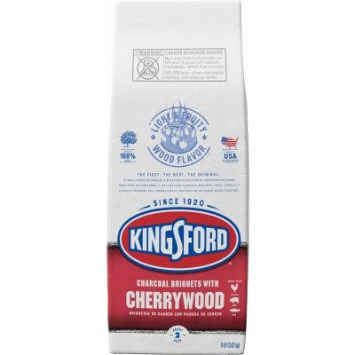 Kingsford Charcoal Briquets, with Cherrywood - 8 lb