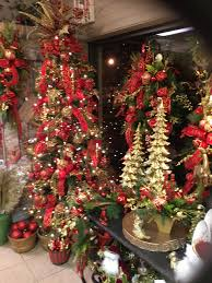 Raz Gold Christmas Trees by Red And Gold Tree Tis The Season Pinterest Trees Gold And Red