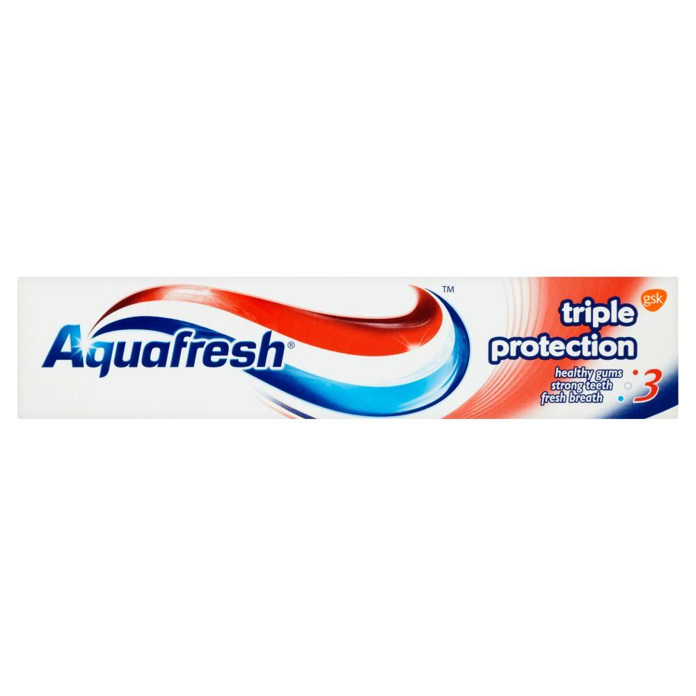Aquafresh Toothpaste Triple Protection 100ml