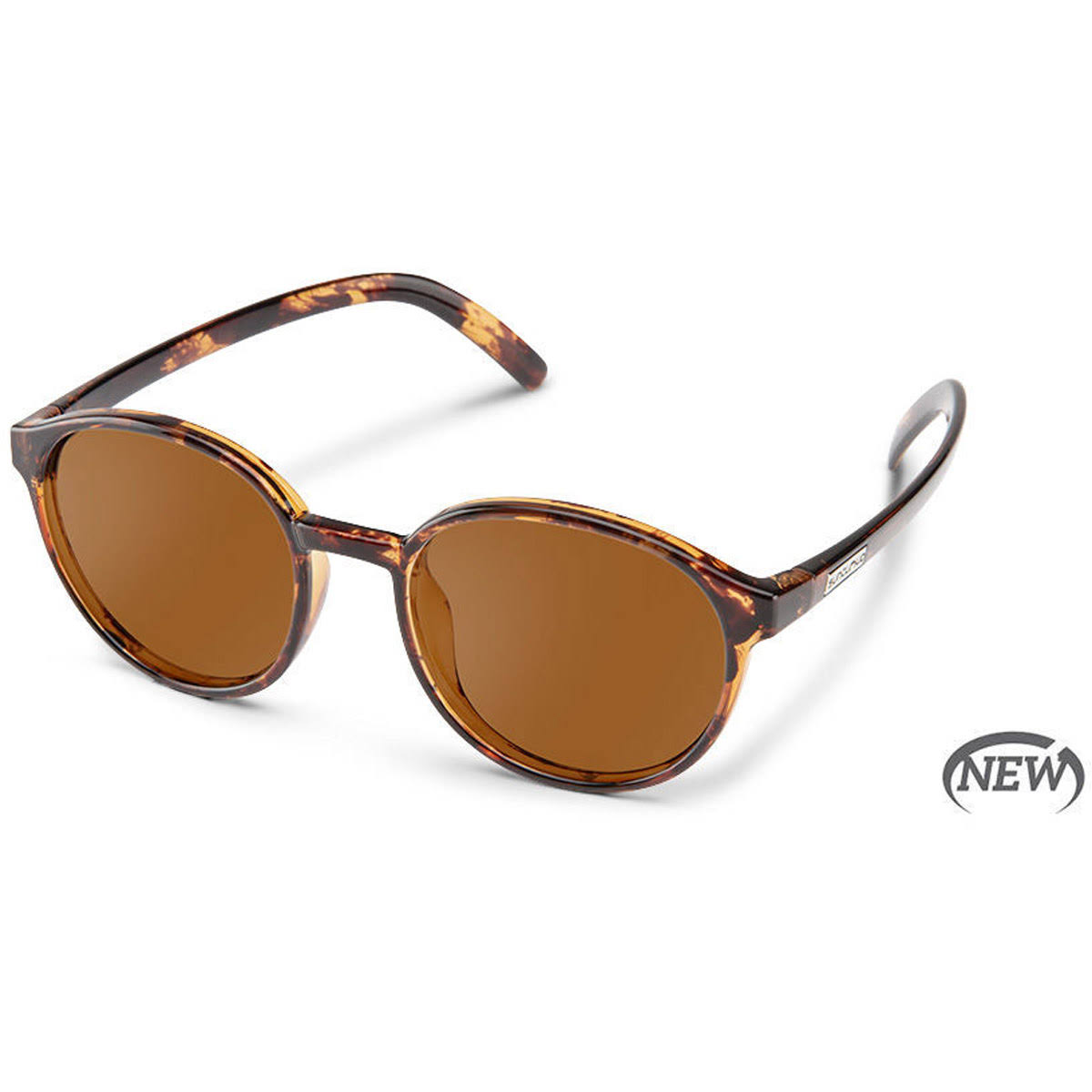 Suncloud Low Key Polarized Brown / Tortoise